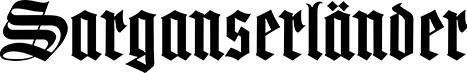 Sarganserländer
